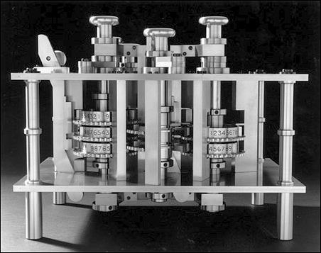 Reconstructed Difference Engine